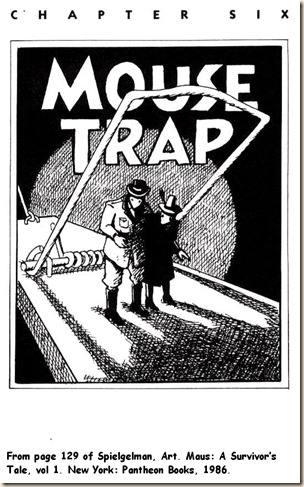 maus by art spiegelman essay Read this essay on maus essay come browse our large digital warehouse of free sample essays  maus by art spiegelman is a graphic novel,.