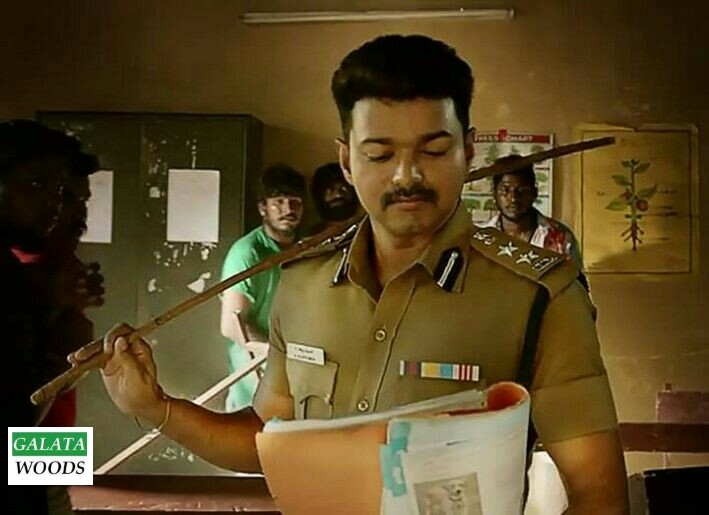 ... role of school teacher in theri stay tuned for more images of theri
