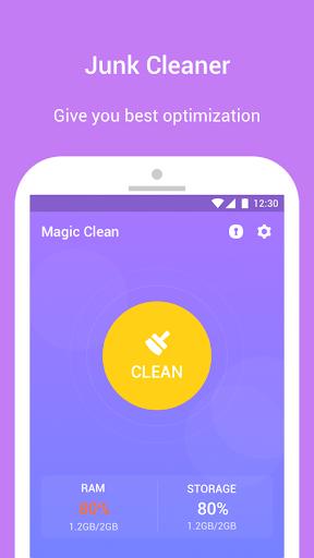 Magic Clean For PC