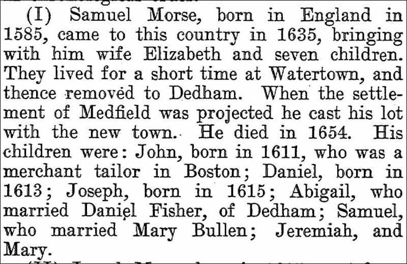 MORSE_Samuel_bio from Rep of Men of So Mass_Vol III_pg 1774