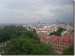 Wawel, Kathedrale, Abschiedsessen in Krakau 011