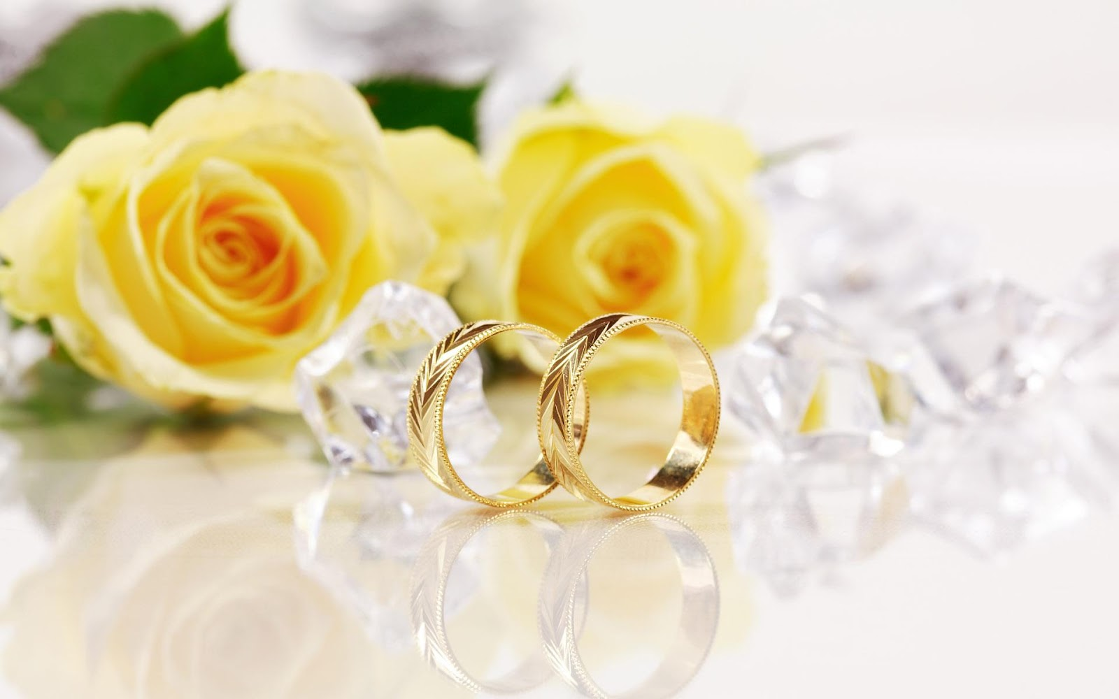 free wedding rings wallpaper