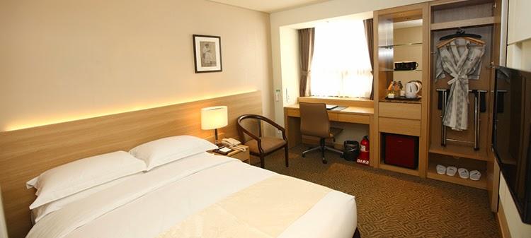 首爾頂峰酒店Summit Hotel