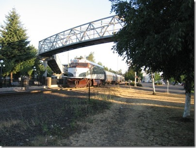 IMG_8425 Amtrak Cascades NPCU #90253 in Salem, Oregon on August 15, 2007