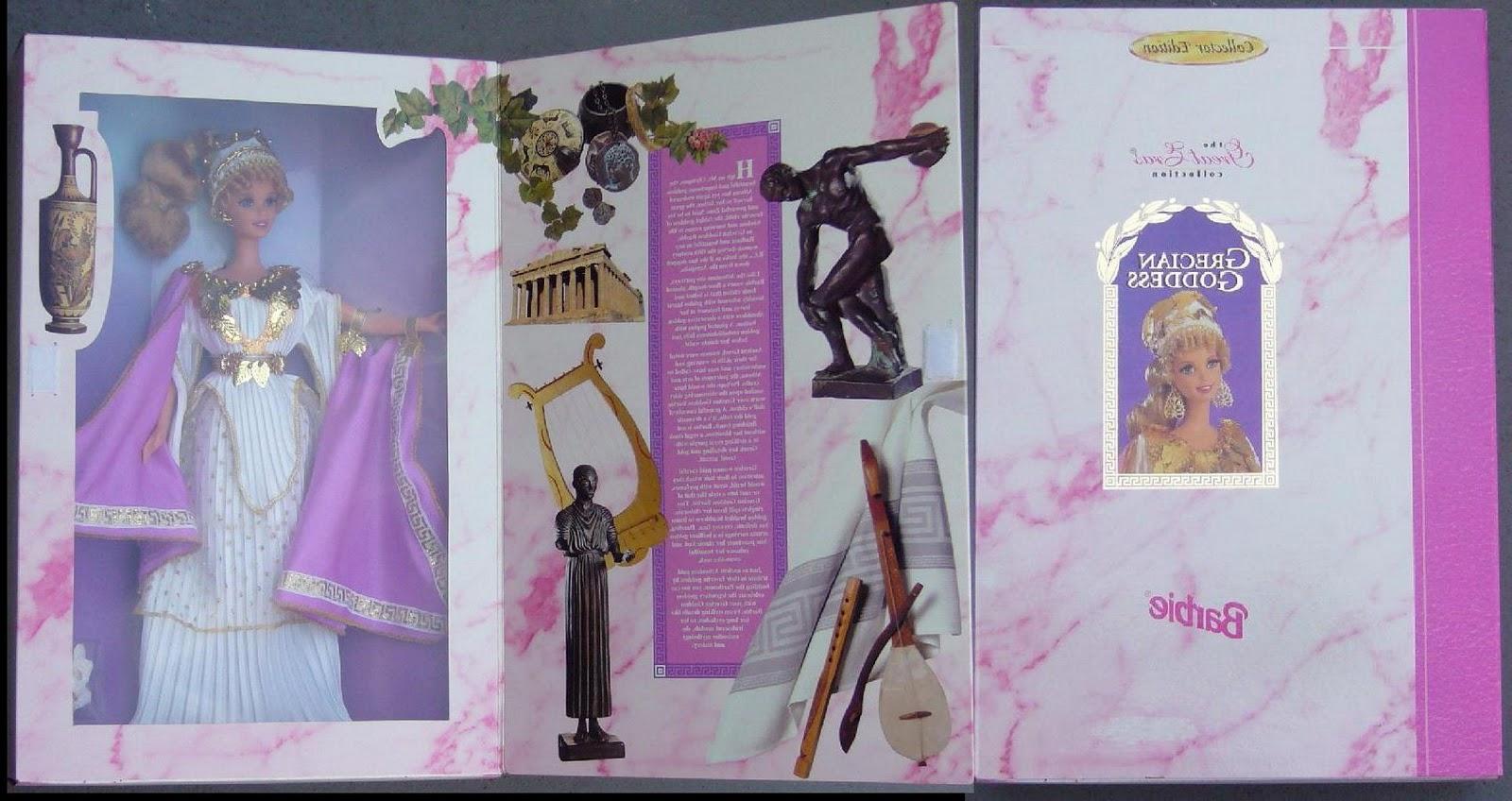 Barbie Grecian Goddess Sp.