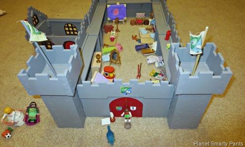 Castle-in-Play