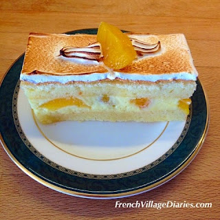 French Village Diaries patisserie challenge capitole abricot