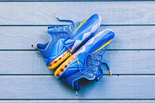 Available Now Nike LeBron XII 12 Low 8220Entourage8221