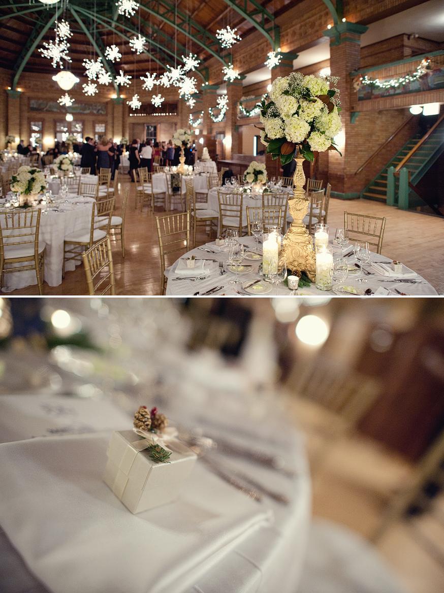 A Beautiful Winter Wedding