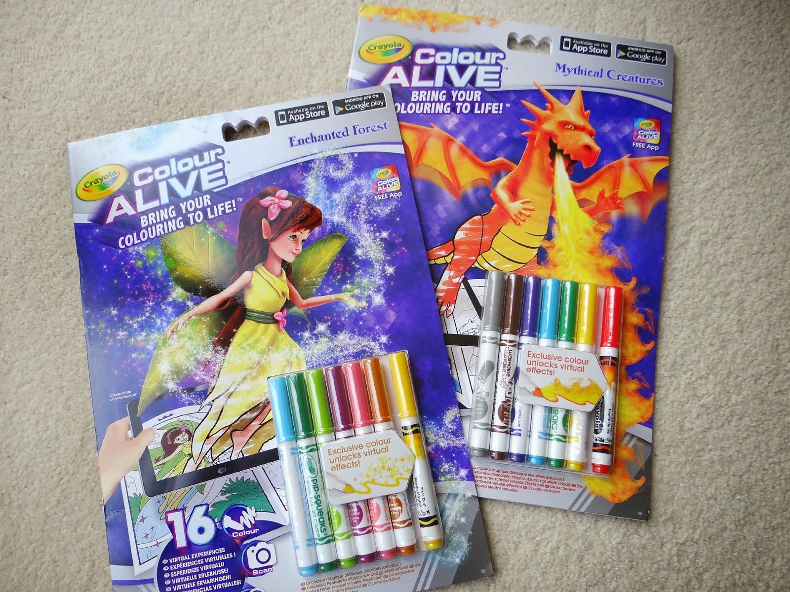 Crayola Color Alive, Skylanders Walmart