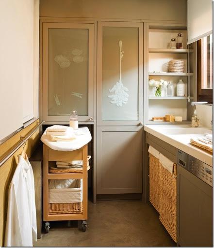 Popolare Una lavanderia in soli 3 mq - Case e Interni OY18