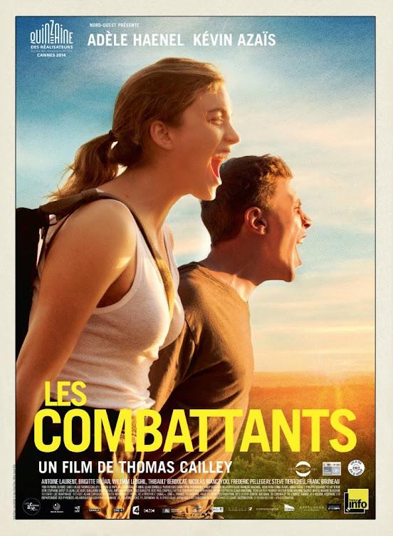 Έρωτας με την Πρώτη Μπουνιά (Les Combattants) Poster