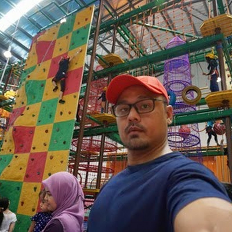 EnerZ : Lepaskan tekanan di Indoor Extreme Park and Sports Arena !