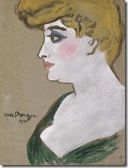 Dessin, 1900