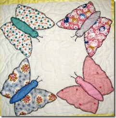 Butterflies block1