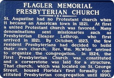 Flagler Memorial Presbyterian Church