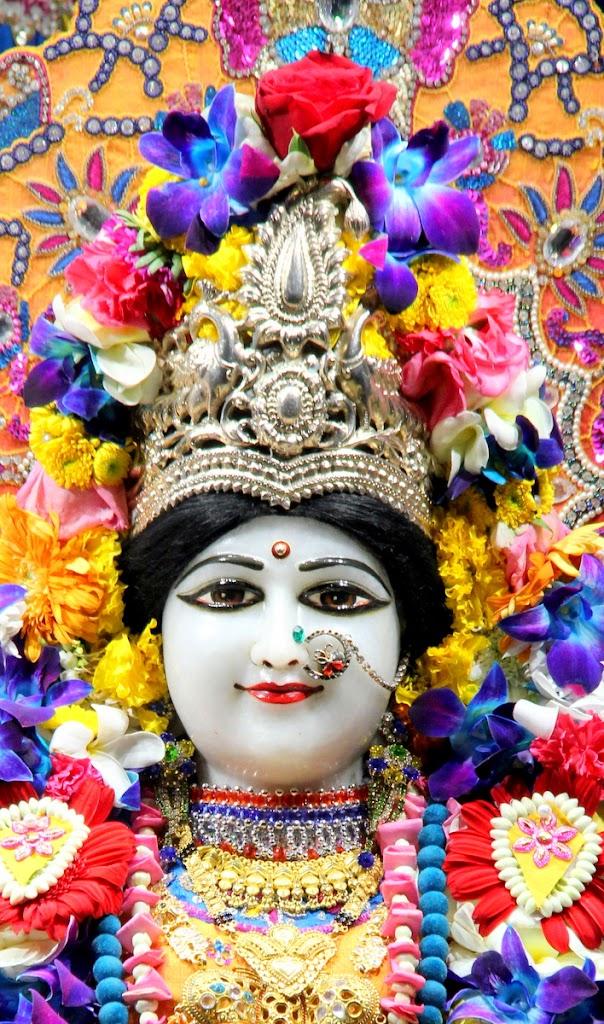 ISKCON Juhu Sringar Deity Darshan 14 Jan 2016 (7)