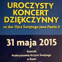 2015-05-31 Koncert Dziękczynny