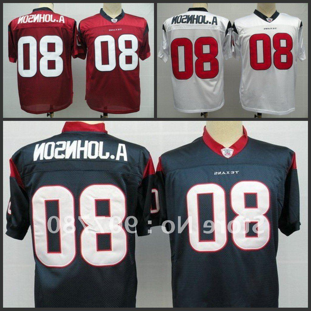 Jerseys,White Red Black