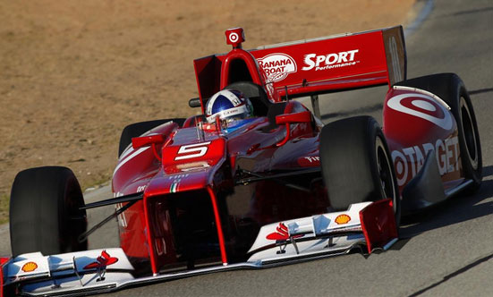 фотошоп болида F1 и IndyCar by rjtart