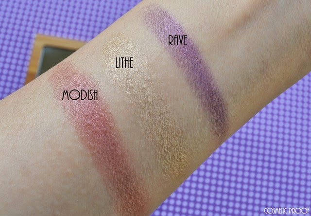 Elate Clean Cosmetics Eyeshadow Review Swatches (3)