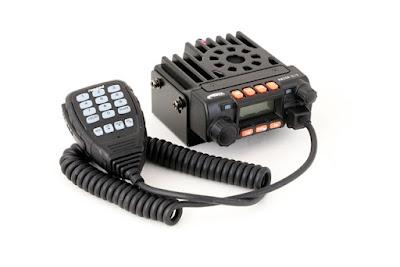 RM-25R 25 Watt Dual Band Mobile Radio