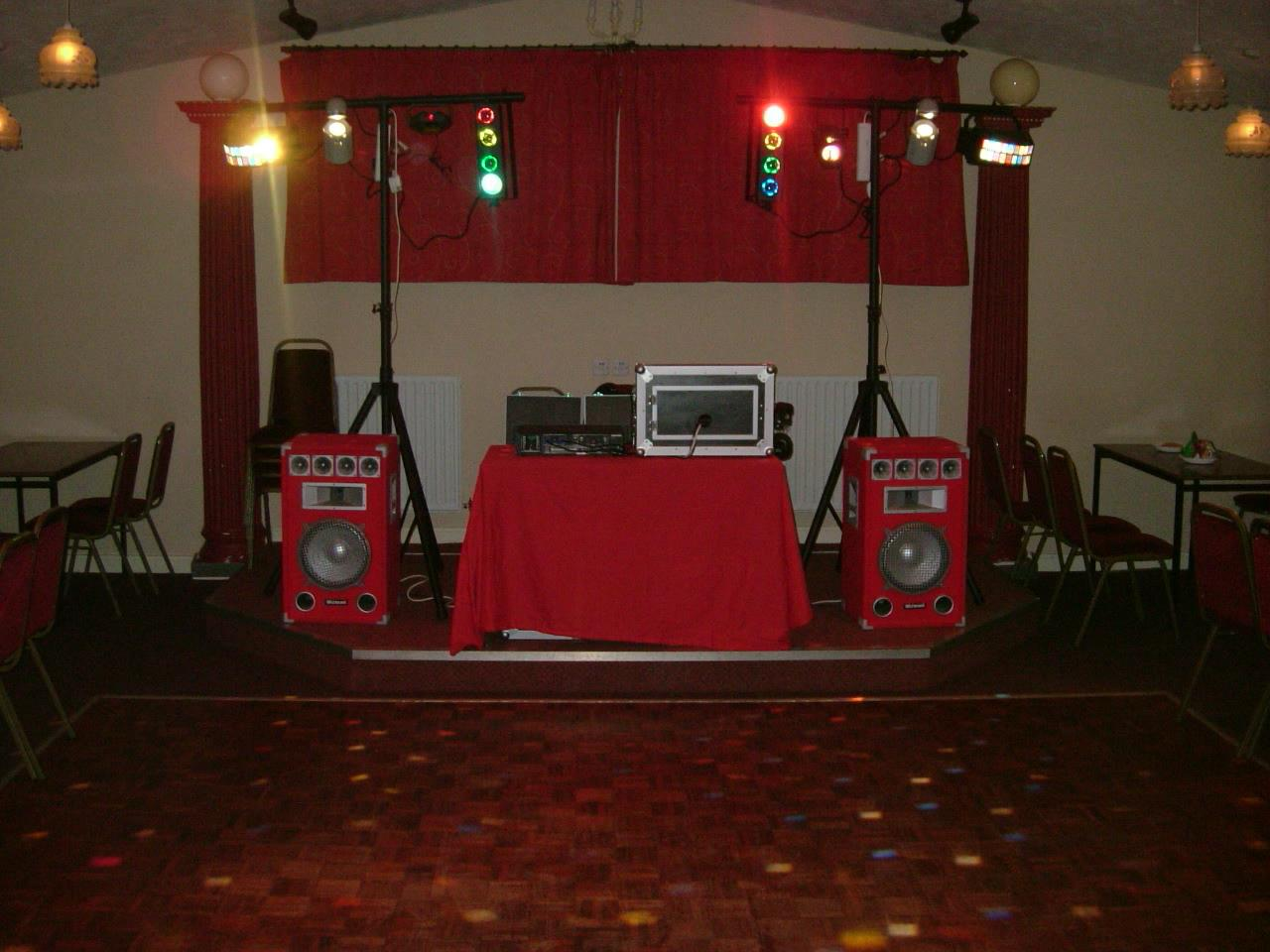 Professional Wedding Disco