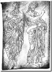 Figures-Of-Two-Apostles-Or-Prophets