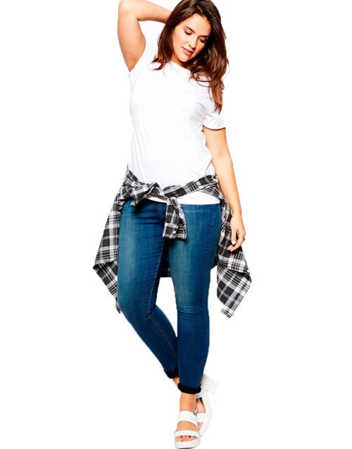 5 bi quyet mac quan jeans cho nang beo  1