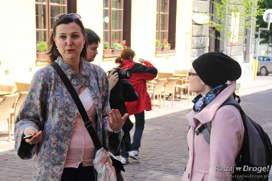 Bielsko-Biała - Pani Ewa z dumą opowiadała o swoim mieście