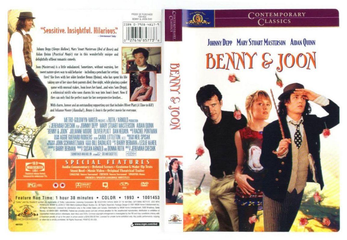 Benny & Joon 1993 1080p Blu-ray x264 DD5 1 multi-HighCode