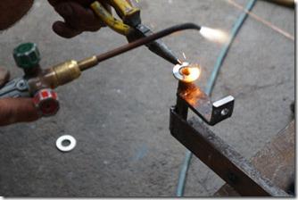 Camper - instalando o suporte das Bikes 6