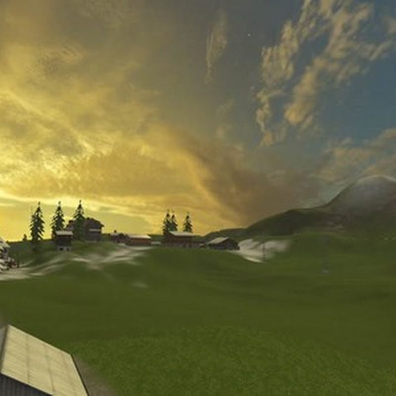 Farming simulator 2015 - Bergfeld v 1.0