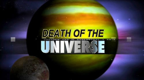 �mier� wszech�wiata / Death of the Universe (2009) PL.1080i.HDTV.x264 / Lektor PL