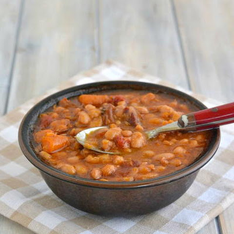 Crock Pot Great Northern Beans