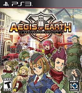 [GAMES] Aegis of Earth Protonovus Assault (PS3/USA)