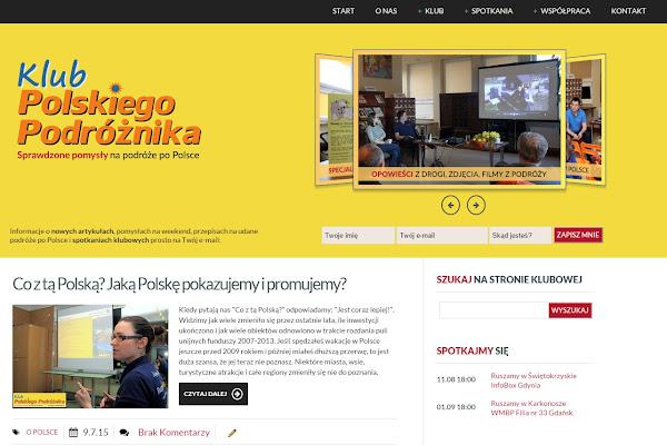 Blog Klubu Polskiego Podróżnika