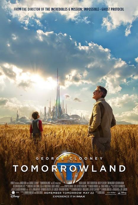 Η Χώρα του Αύριο (Tomorrowland) Poster