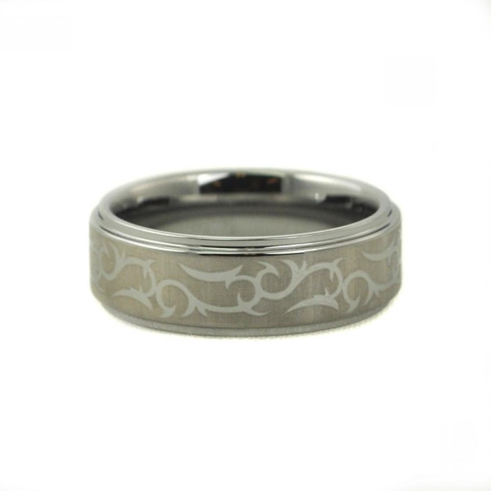 Razor Mens Wedding Band