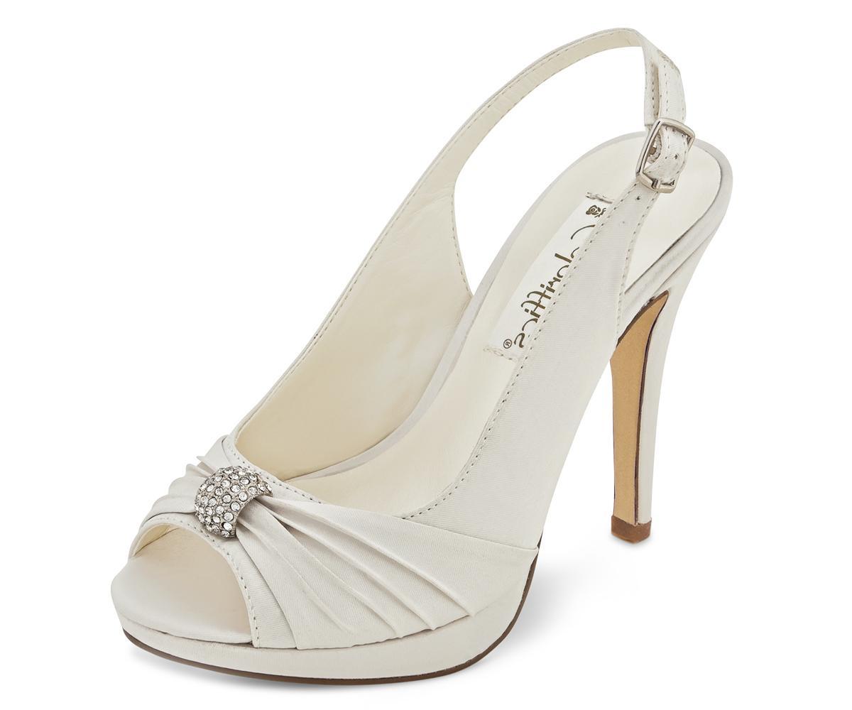 Avalon Ivory Wedding Shoes