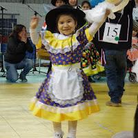 9º Encuentro folclórico de Escuelas Especiales