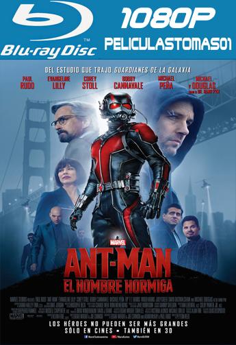 Ant-Man: El hombre hormiga (2015) [BRRip 1080p/Dual Latino-ingles]