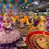 Beija-Flor em clima de São João - Aurora de Nilópolis faz primeira apresentação do ano, neste sábado