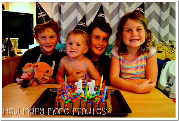 More Birthdays in the Caravan! | How Many More Minutes?