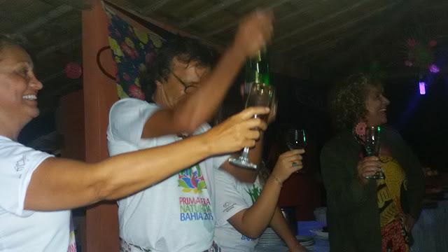 Aniversário de 3 anos da Ecovila da Mata na Festa da Primavera 2015