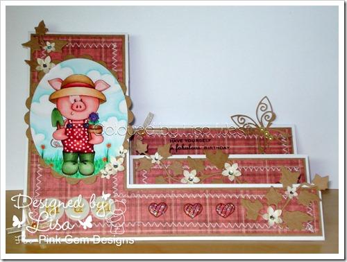 Lady Piggin' Gardening (3)
