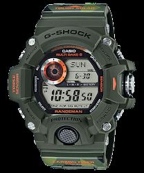Casio G Shock : GW-9400CMJ