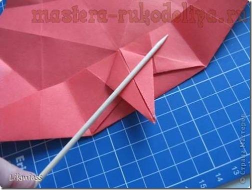 flor de pascua origami (17)