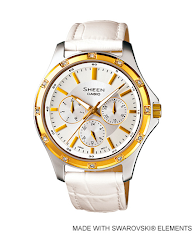 Casio Sheen : SHE-3504L