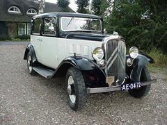 Citroen 1932 Rosalie 8